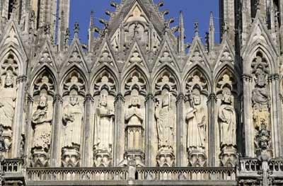 """Résultat de recherche d'images pour """"saints rois statues cathédrale"""""""